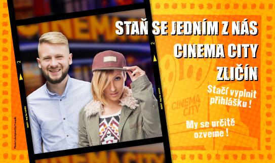 brigáda v kině Cinema City Praha ZLICIN 2019