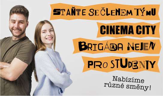 Cinema City práce