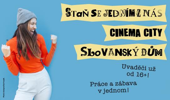 brigáda v kině slovanský dům