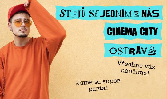 Brigáda v kině Cinema City Ostrava